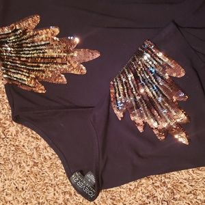 Forever 21 plus sized sequin top